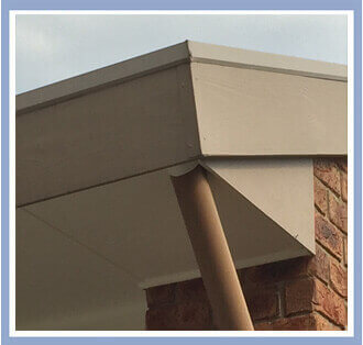 Concealed Gutters