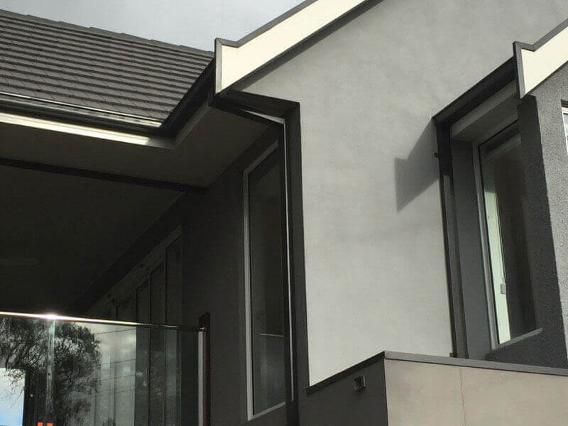 Quad Guttering And Downpipe Replacement In Warrandyte