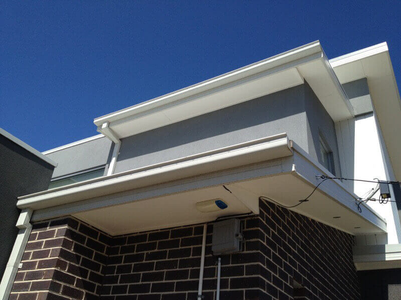 Werribee New Gutters Fascia Cover And Downpipes